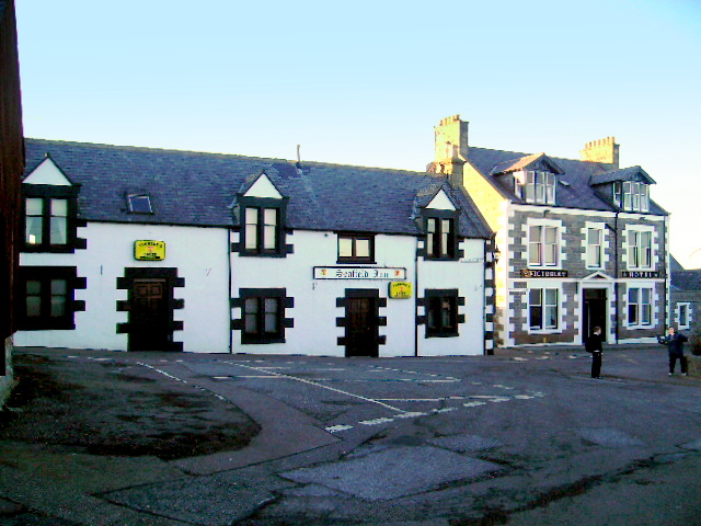 The Seafield Inn at Portknockie
