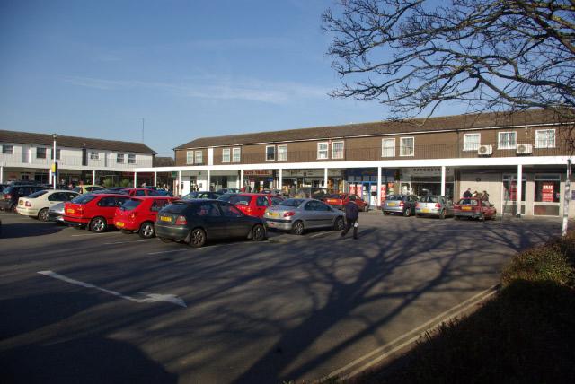 St Thomas Shopping Centre, Exeter