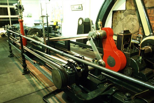Steam engine, Providence Mills
