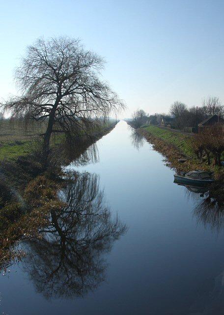 Old Bedford River at Welney