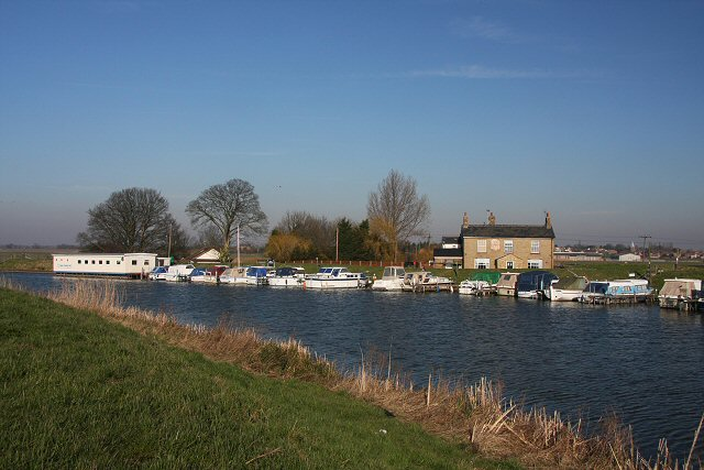 River Great Ouse at Southery