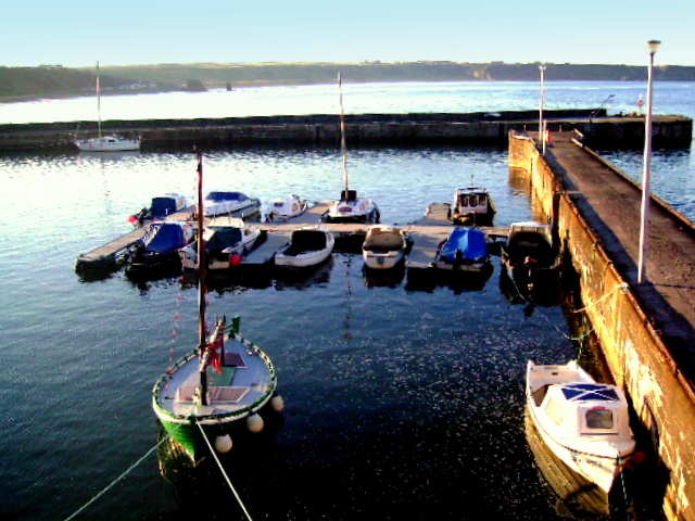 The Harbour at Cullen