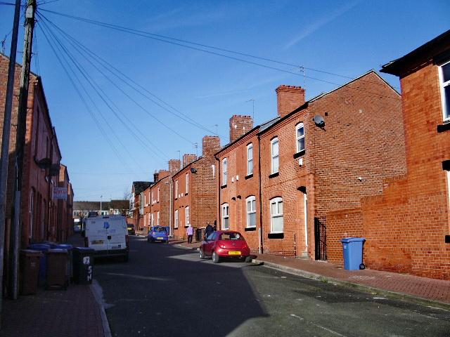 Norbury Street Salford