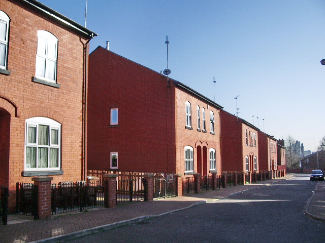 Duncombe Street, Salford