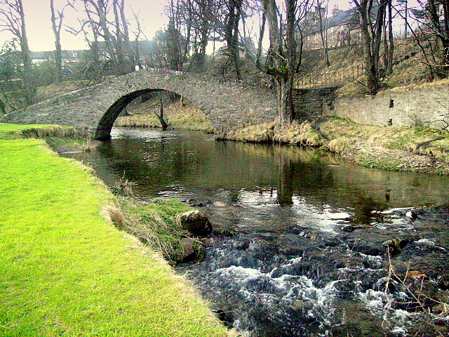 The Auld Brig at Keith