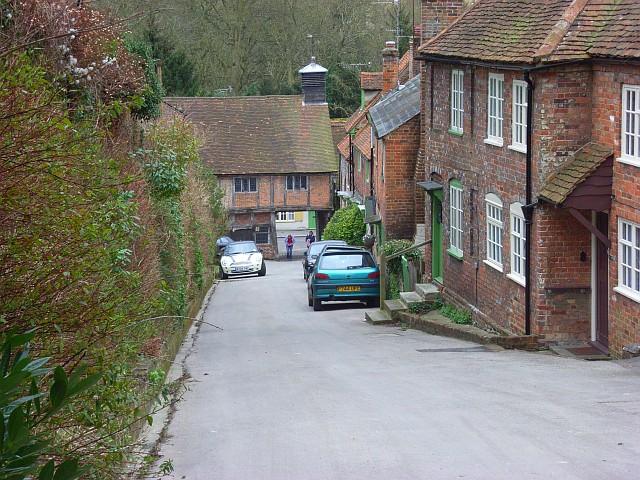 Church Lane, West Wycombe