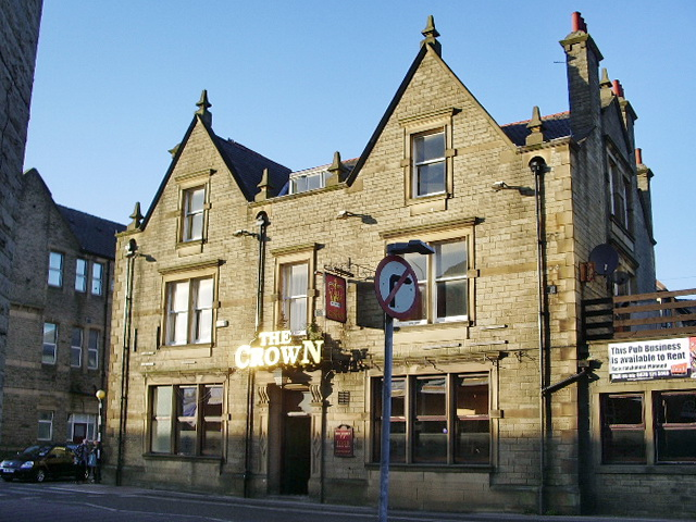 The Crown, Bacup Road, Rawtenstall