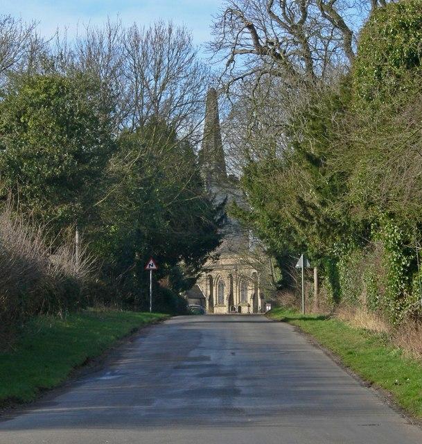 St. Edith's Church, Orton-on-the-Hill
