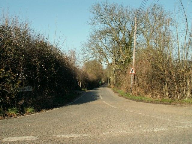 Moor Hall Lane