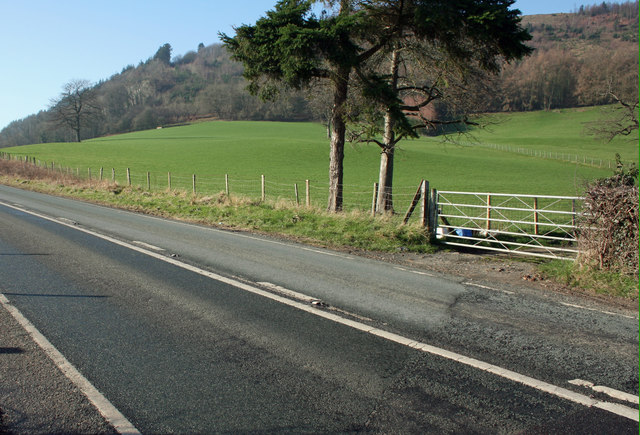 Along The A495
