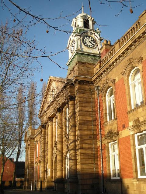 The Council Chambers - Smethwick
