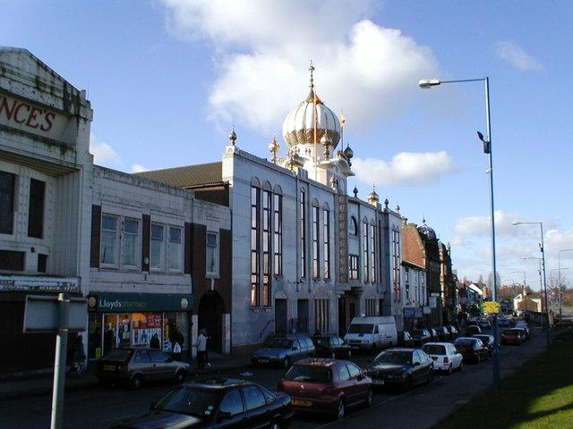 Guru Nanak Gurdwara - High St Smethwick