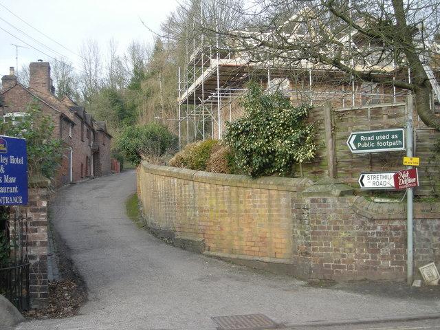 Strethill Road