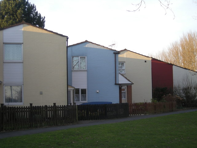 Houses at Woodside