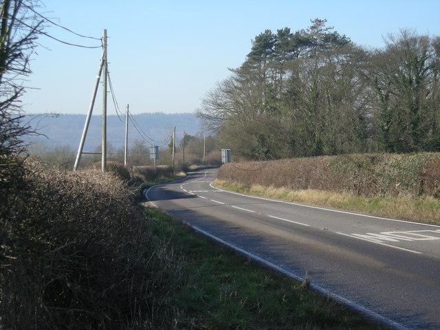 Broseley road