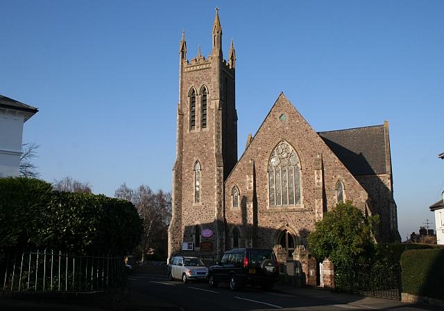Lansdowne Crescent Methodist church