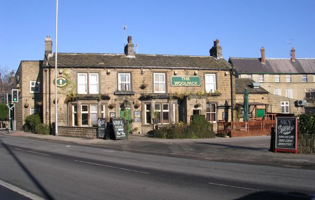 The Woolpack - New Road