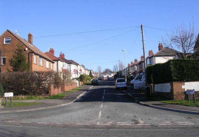 Barfield Drive - New Road