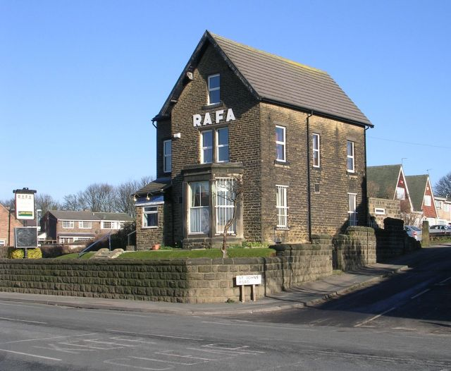 RAFA - Yeadon Branch - New Road