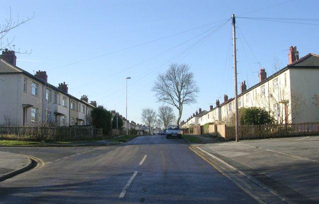 Westfield Avenue - New Road