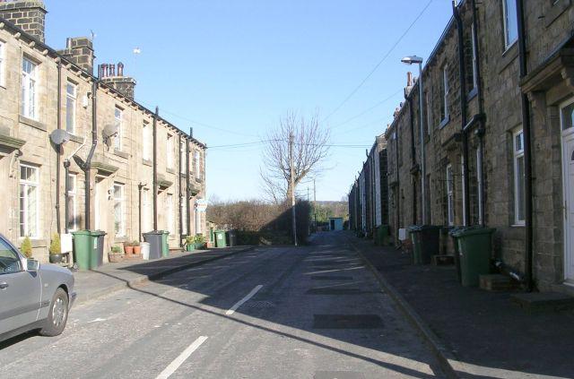 Swaine Hill Street - Kirk Lane