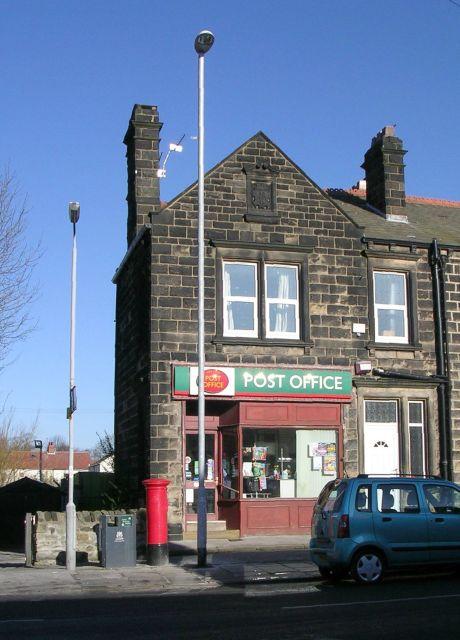 Kirk Lane Post Office