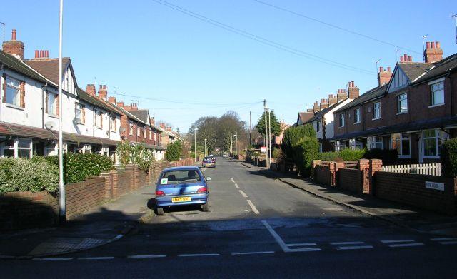 Park Road - Kirk Lane