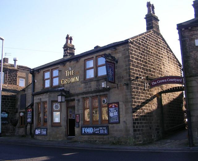 The Crown - Ivegate