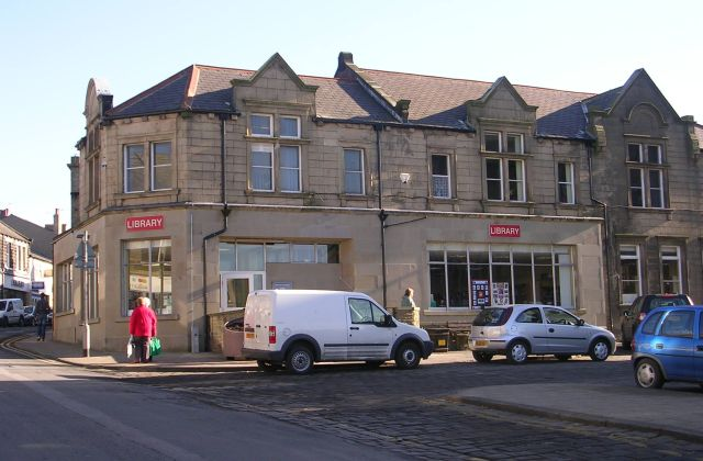Yeadon Library - High Street