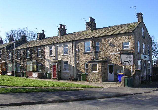 Rockfield Terrace - High Street
