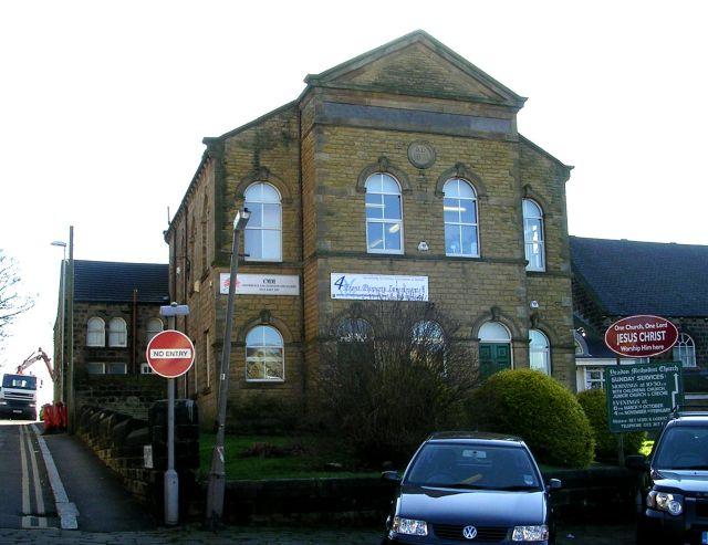 Former Chapel - High Street