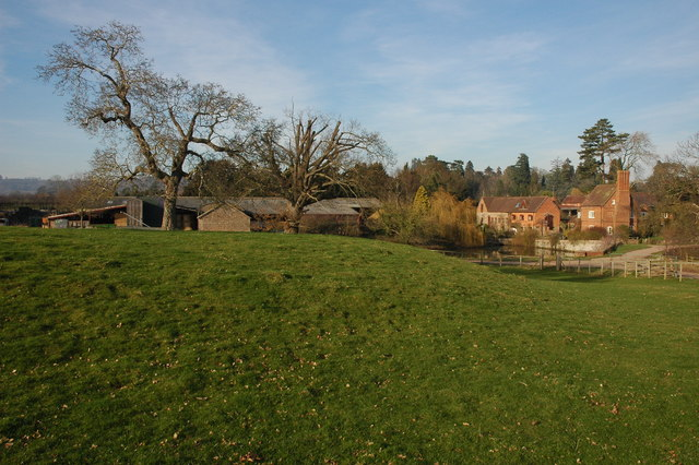 Longlands Farm, Whitbourne