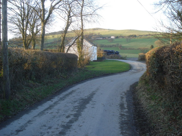 Lane at Yardro
