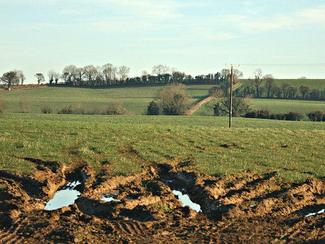2008 : Field entrance near Peasedown