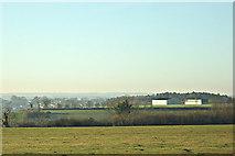 ST7156 : 2008 : Fields near Peasedown St. John by Maurice Pullin