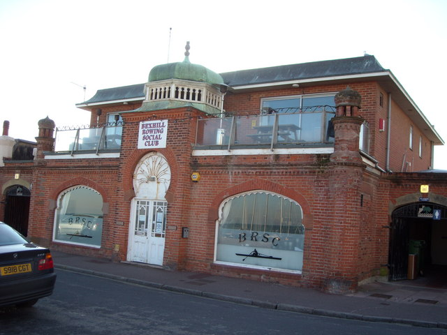 Rowing Club, Bexhill-on-Sea
