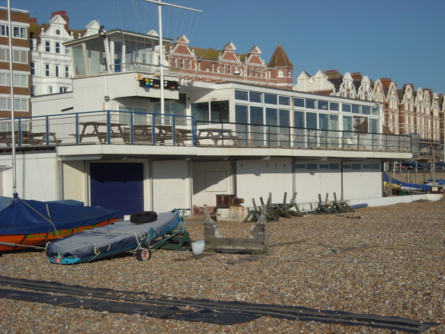 Yacht Club, Bexhill-on-Sea