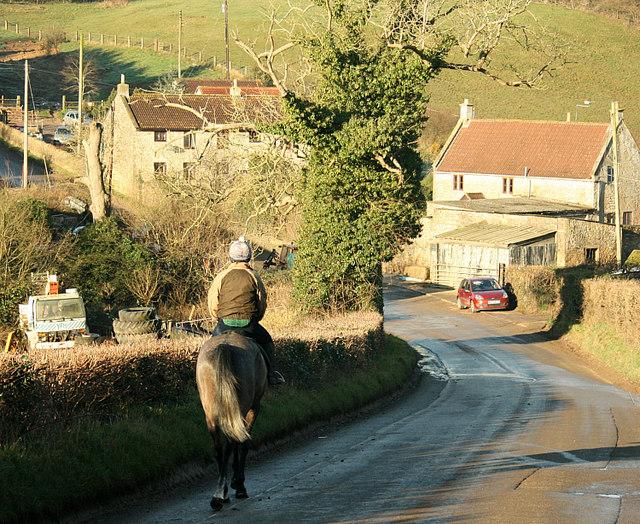 2008 : Double Hill Farm near Peasedown St. John