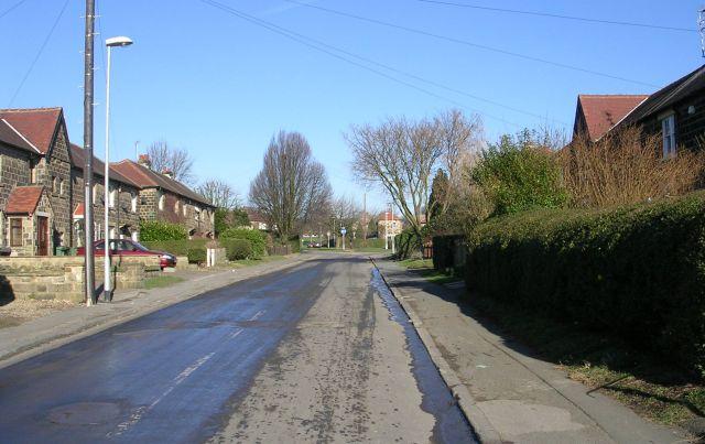 Nunroyd Avenue - Leeds Road