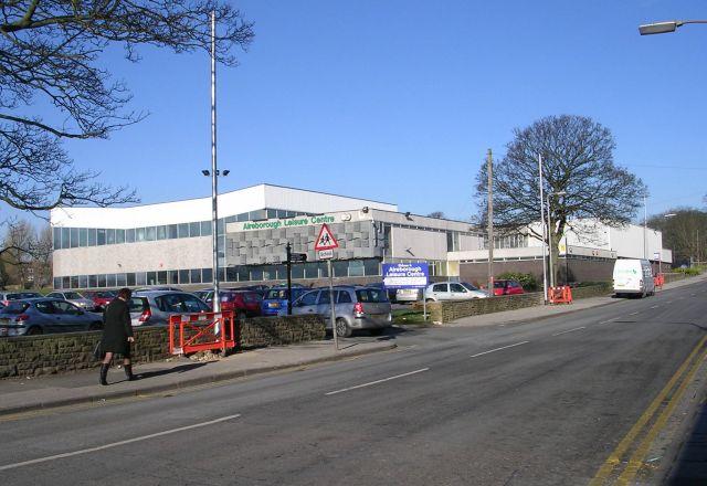 Aireborough Leisure Centre - The Green