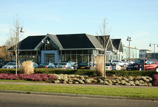 2008 : Car showrooms, Peasedown