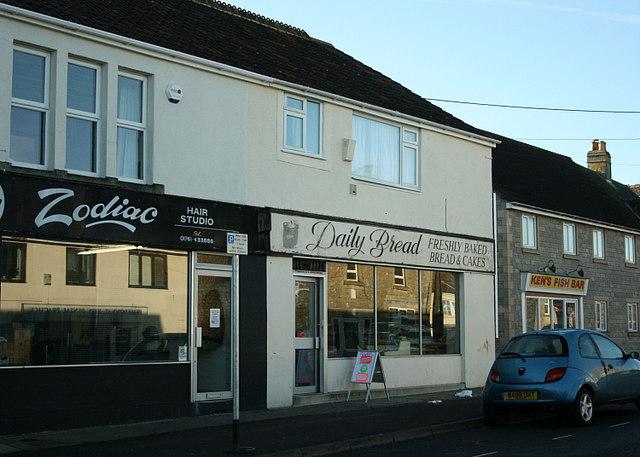2008 : Shops at Peasedown St. John