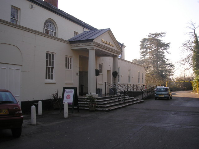 The Mansion House, Prospect Park, Reading