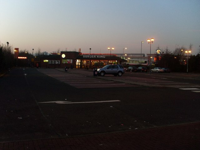 Burger King, Great Western Retail Park