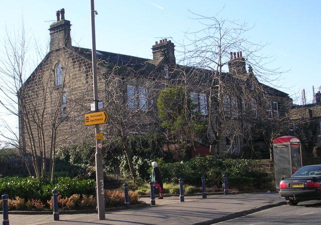Hallam Field Houses - Otley Road