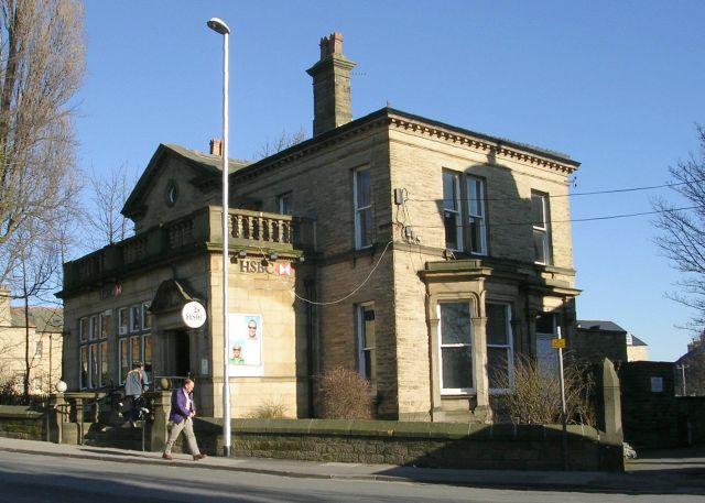 HSBC - Oxford Road