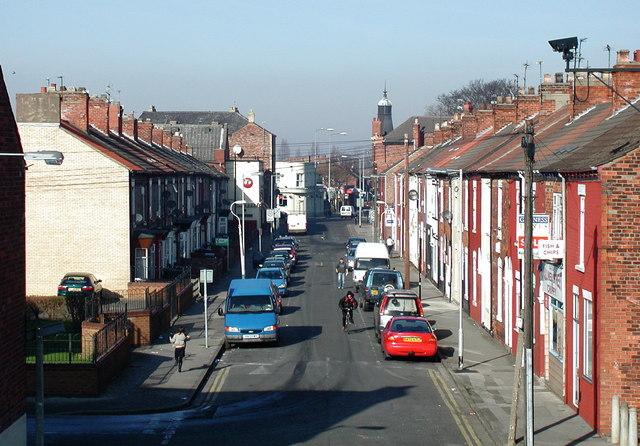 Walliker Street, Hull