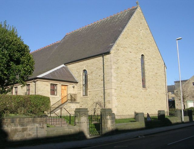 Guiseley Methodist Church - Oxford Road