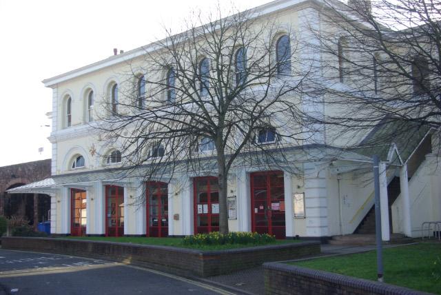 Exeter St Thomas Station