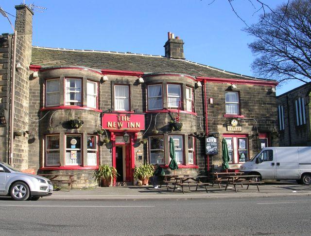 The New Inn - The Green